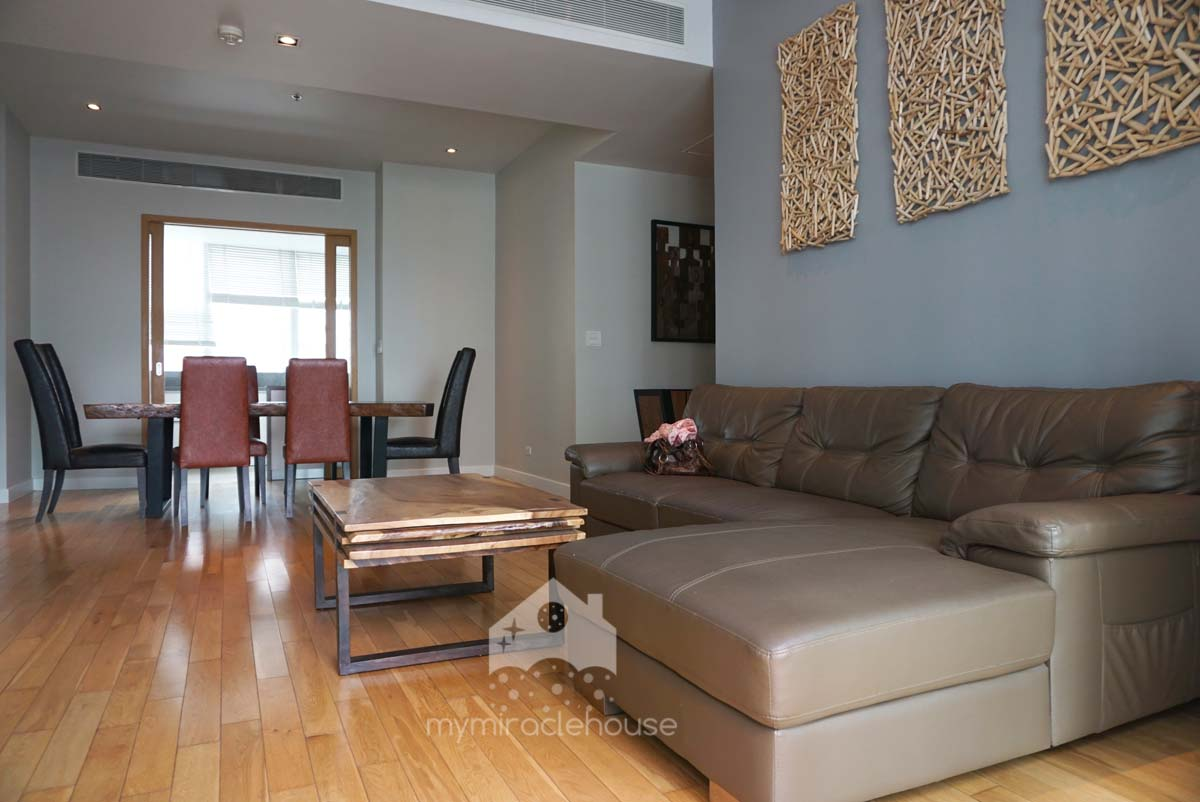 3 bedroom at Millennium Residence for sale with foreign quota.